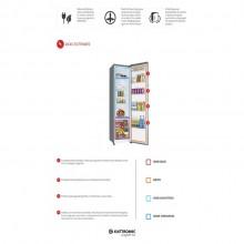 Refrigerador Duo 360 Litros 220V Elettromec Titanium Gourmet