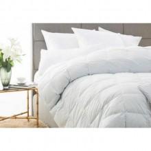 Conjunto Promocional European Plooma Travesseiros e Edredom