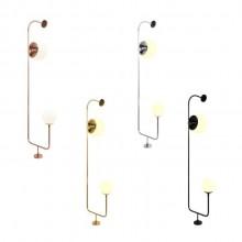 Luminária de Piso Ball Up Klaxon Design Assinado Léo Romano