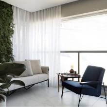 poltrona confortável para sala design minimalista moderno