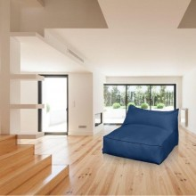 Puff Milano Handmade Outdoor Indoor Sofá Leve Área Externa