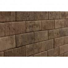 Tijolinhos Cerâmicos Brick Studio Rústica Manchester