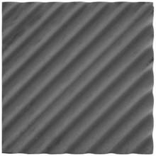 Revestimento Cimentício Gauss Concreto Wave Ondas Relevo