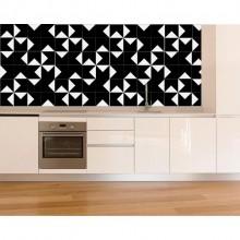 Azulejos Geométricos Decorativos Design Minimalista Vetro