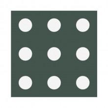 Ladrilho Hidráulico Quadrado Geométrico Ladrilar 2172