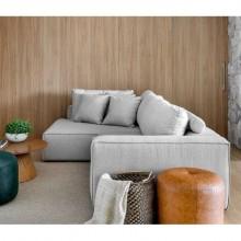 Sofá para Living Mug Estofado Modular com Design Assinado