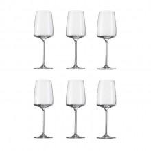 Taças vinho sensa cristal titânio Schott Zwiesel
