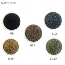 Tapete Birds Design Assinado Marion Kopel para Decoralle