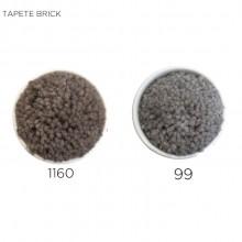 Tapete Brick Design Assinado Marion Kopel para Decoralle