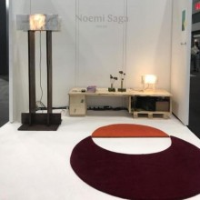 Tapete Moon1 Design Assinado Noemi Saga para Decoralle.