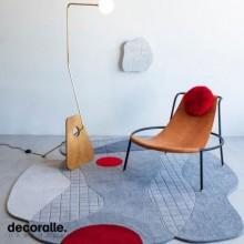 Tapete Pompéia Design Assinado Giacomo Tomazzi para Decoralle.