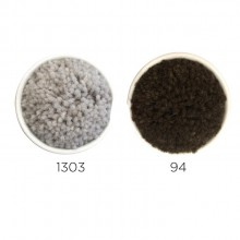 Tapete Artesanal Rajado 10mm Personalizável em 172 cores