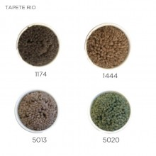 Tapete Rio Design Assinado Marion Kopel para Decoralle.