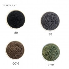 Tapete Sax Design Assinado Marion Kopel para Decoralle.
