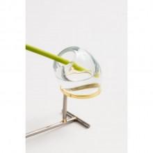 Vaso Escultural V1 Design Assinado por Paulo Goldstein