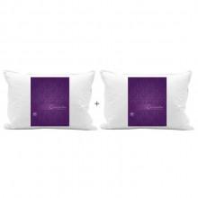 Promocional European Plooma Travesseiros Edredom Queen Size